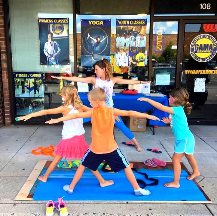 Kids Yoga Perry Hall